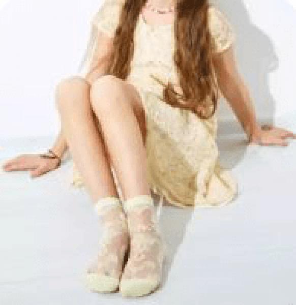 Летние носки детские